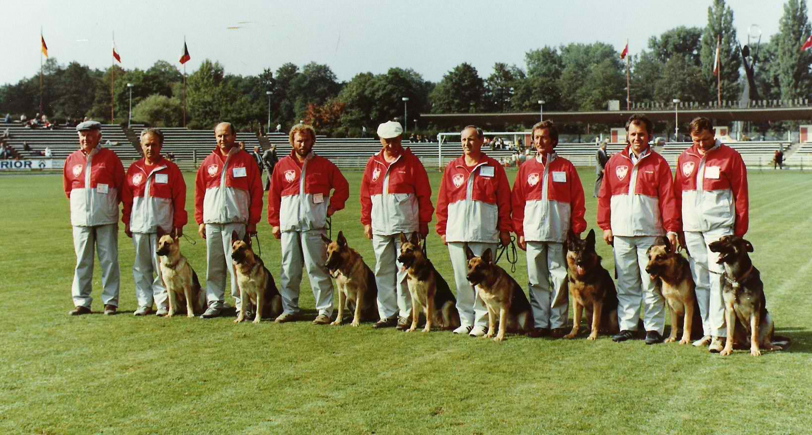 1986_HradecKralove_Mannschaft